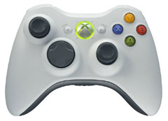 The standard Xbox 360 handset can be used to direct Republican lawmakers' legislative agendas