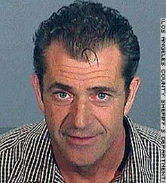"""The artist formerly known as """"Mel Gibson"""", now to be referred to as """"Mel Gibson"""""""