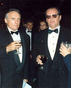 Jack Nicholson and Dennis Hopper announce upcoming production of Easy Rider Too: Cantankerous Old Hippies